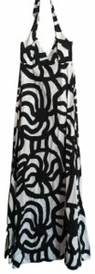 Black and White Maxi Dress by H&M