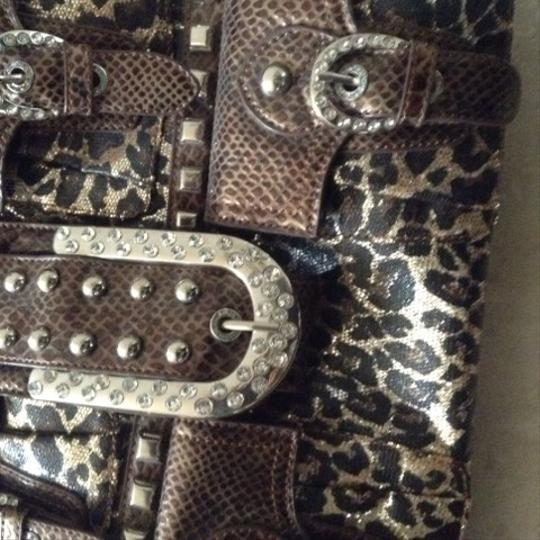 Other Tote in animal print