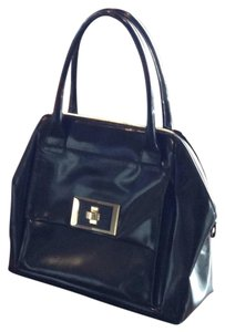 Paolo Masi Satchel in Black