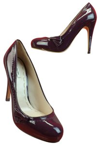 Miu Miu Purple Plum Pumps
