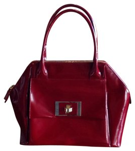 Paolo Masi Satchel in Red