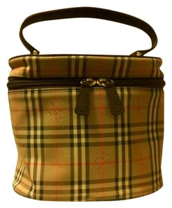 Burberry Make-up Multicolored Travel Bag