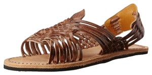 Bed|Stü Tan Rustic Sandals
