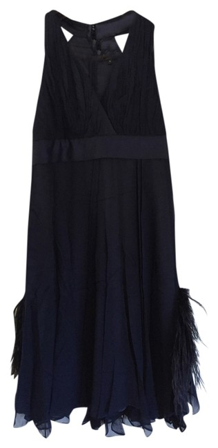 Preload https://item2.tradesy.com/images/betsey-johnson-navy-silk-ostrich-feathers-knee-length-cocktail-dress-size-4-s-1735391-0-0.jpg?width=400&height=650