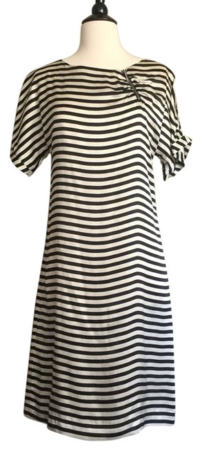 Preload https://item5.tradesy.com/images/aller-simplement-cream-and-black-755468-cocktail-dress-size-4-s-1735404-0-0.jpg?width=400&height=650