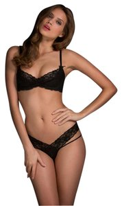 Agent Provocateur Margot Top Black