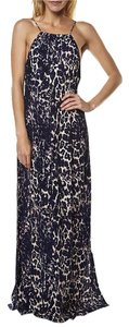 purple Maxi Dress by Tigerlily Maxi Animal Print Australian Boho