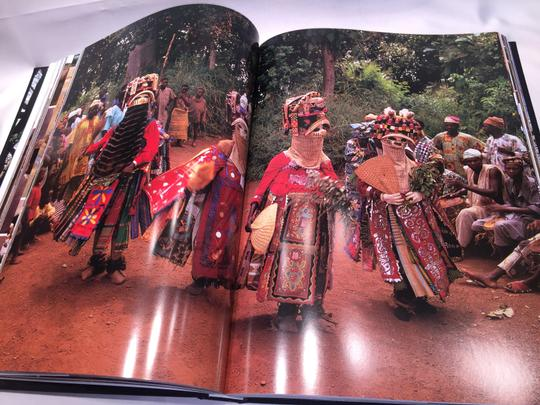 Other African Ceremonies; 2 Volume Table Book Set [ Roxanne Anjou Closet ]