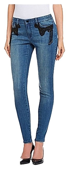 Preload https://item2.tradesy.com/images/michael-kors-lace-and-beaded-jeans-size-4-s-27-1735741-0-3.jpg?width=400&height=650