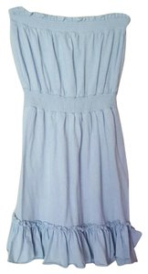 Derek Heart short dress blue Sleeveless Summer on Tradesy