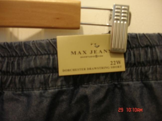 Max Studio Two Pairs Dress Shorts BLUE