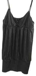 Forever 21 short dress Dark grey on Tradesy