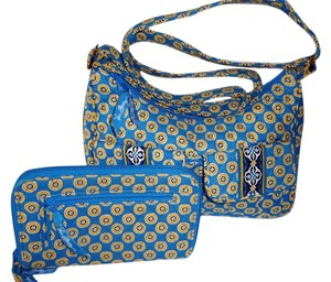 Vera Bradley Set Shoulder Bag