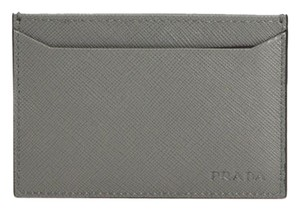 Prada Men's Saffiano Carte Di Credit Card Case 2M0208