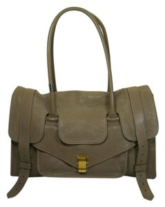 Proenza Schouler Ps Keep-all Leather Shoulder Bag