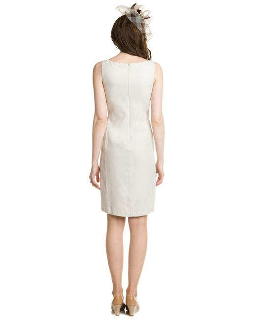 Natori Almond Embellished Kate Middleton Dress