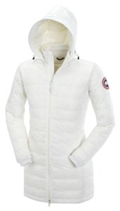 Canada Goods White Jacket
