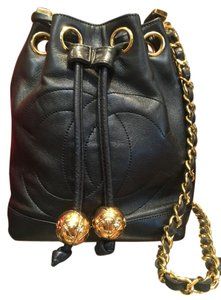 Chanel Chain Vintage Cross Body Bag