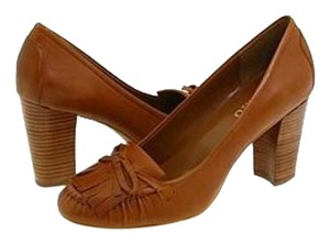 Franco Sarto Tan Pumps