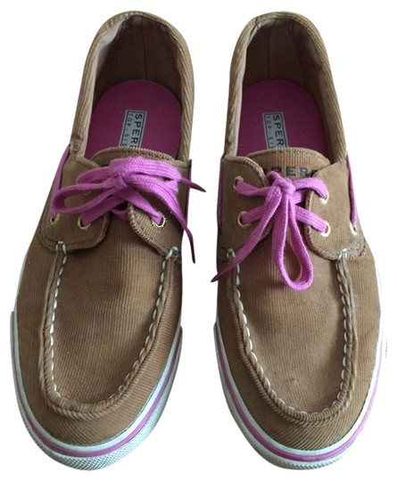 Preload https://img-static.tradesy.com/item/1735989/sperry-tan-top-sider-corduroy-with-pink-flats-size-us-65-regular-m-b-0-0-540-540.jpg