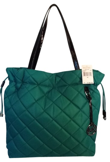 Michael Kors Tote in aqua