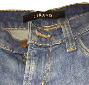J Brand Skinny Jeans-Medium Wash