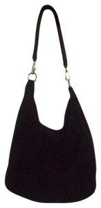 Lina Slouch Removable Strap Silvertone Hardware Hobo Bag