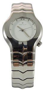 TAG Heuer TAG Heuer Ladies Stainless Steel White Dial Alter Ego Watch