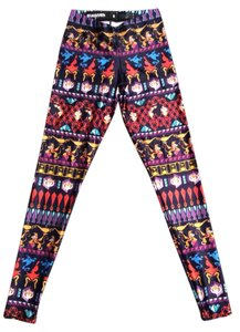 Blackmilk Disney tribal leggings Leggings