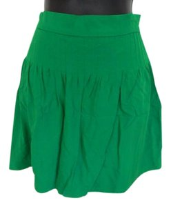 Gap Mini Skirt Green