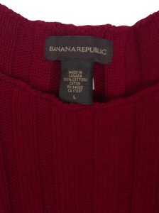 Banana Republic Top merlot red