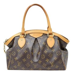 Louis Vuitton Tivoli Pm Tote in Brown