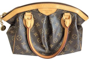 Louis Vuitton Tivoli Pm Neverfull Speedy Tivoli Tote in Brown