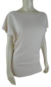 DKNY Cotton Pullover Small Sweater