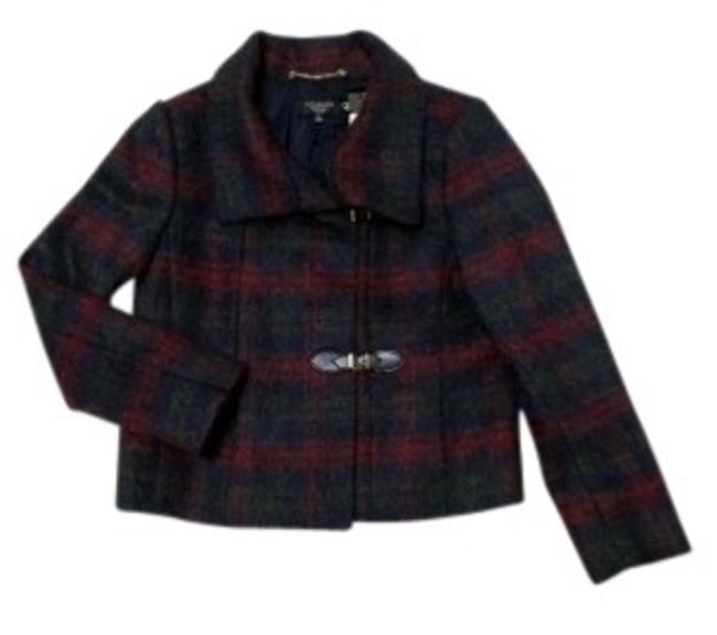 Preload https://img-static.tradesy.com/item/17365/talbots-maroon-and-blue-muted-plaid-blazer-size-petite-6-s-0-0-650-650.jpg