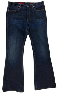 AG Adriano Goldschmied Denim Flare Leg Jeans-Medium Wash