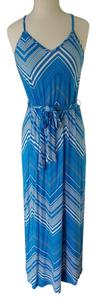Maxi Dress by Nell Couture Maxi Chevron