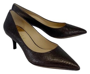 Cole Haan Brown Pointed Toe Heels Pumps