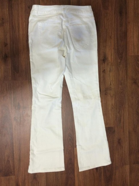 Chico's Stretchy Boot Cut Jeans-Light Wash