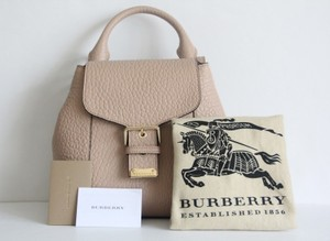 Burberry Belmont Leather Backpack