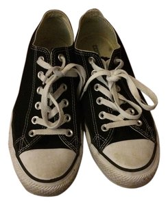Converse Chuck Taylors Chucks Sneakers Black Athletic