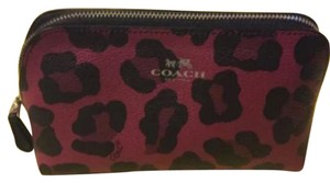 Coach F53438 Ocelot Cosmetic Case 17