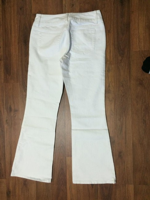 Victoria's Secret Stretchy Boot Cut Jeans-Light Wash