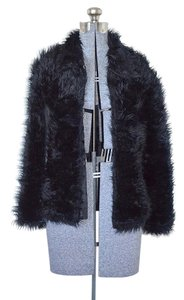 Urban Behavior Faux Fur Fun Fur Rave Punk Fur Coat