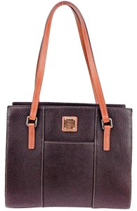 Dooney & Bourke Charlotte Pebbled Leather Shoulder Bag