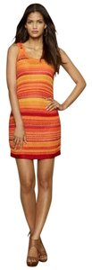 Ralph Lauren short dress Red, orange, yellow on Tradesy