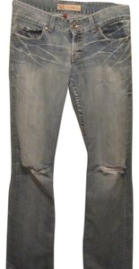 BKE Boot Cut Jeans-Distressed - item med img