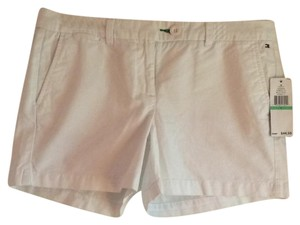 Tommy Hilfiger Dress Shorts White