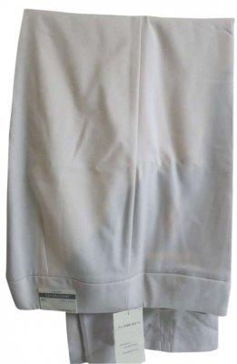 Straight Pants beige