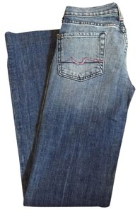 7 For All Mankind Boot Cut Jeans-Medium Wash - item med img